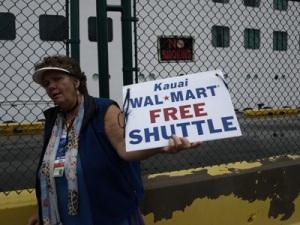 Wal-mart Shuttle