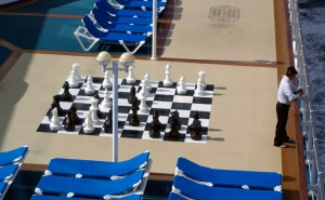 Deck Chess Game